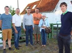 Stijn Jonckheere is de nieuwe voorzitter van N-VA Oudenburg